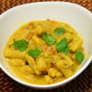 Gatte ki Sabzi (Chickpea flour Curry)