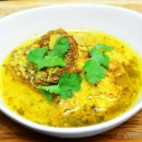 Ghiya Kofta (Bottle gourd veggei-balls) Yogurt base curry
