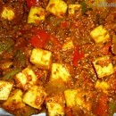 Karahi Paneer (Cottage Cheese)