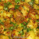 Achari Aloo (potatoes)