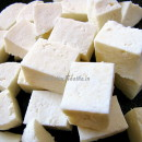 Homemade Paneer (Indian Cottage Cheese)
