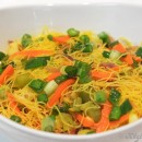 Singapore Chowmein (Rice Noodles)
